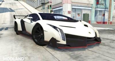 Lamborghini Veneno [0.11.0], 1 photo